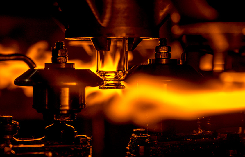 Glass Vials Forming