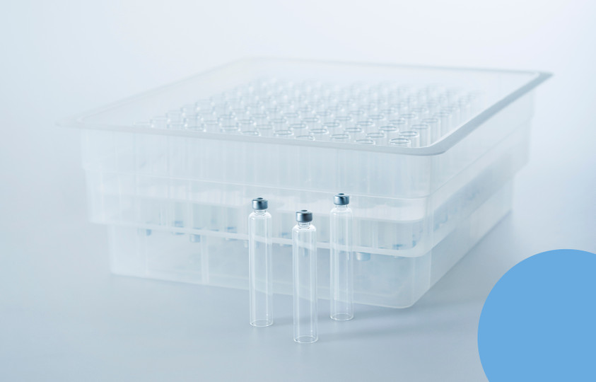 Glass Cartridges for Insulin and GLP-1
