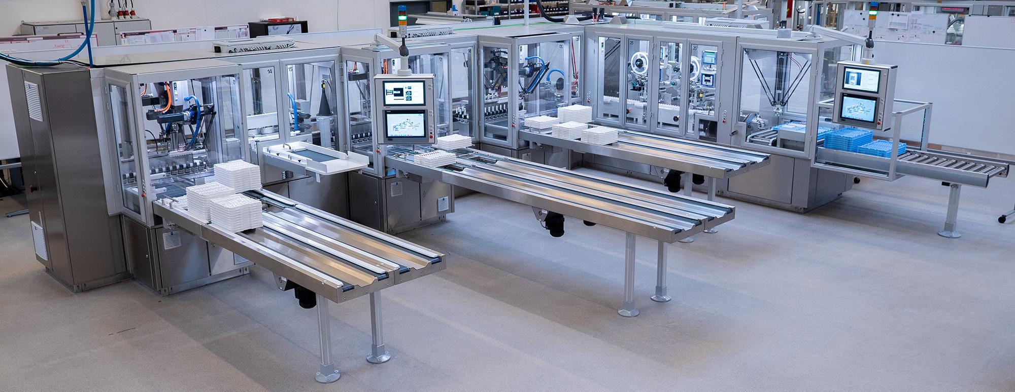 Assembly Platform Photo