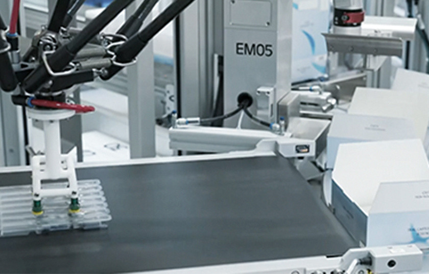 Modular assembly equipment for flexible solutions