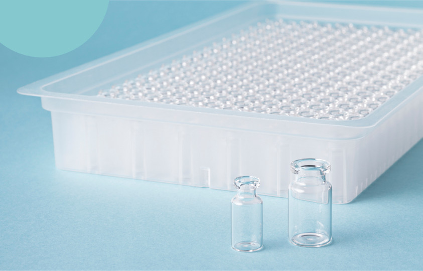 glass vials for vaccines