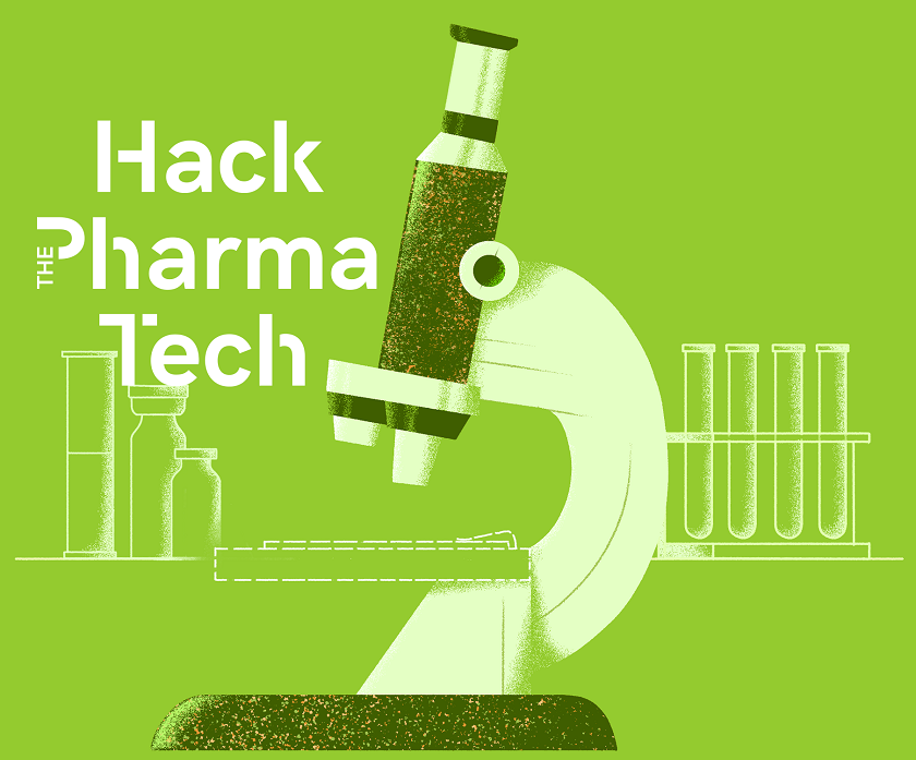 Hack The Pharma Tech UniPD Header
